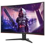 Curved Monitor - C32G2AE/BK - 31.5in - 1920x1080 (Full HD) - 1ms 165Hz
