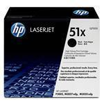Toner Cartridge Black 13k Pages (q7551x)
