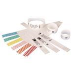 Wristband Z-band White Quickclip Child For Hc100