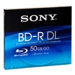 Blu-ray Media Recordable 50GB 1x-2x 1pk + VAIO Sticker