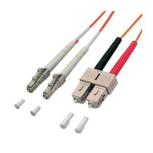 Fiber Optic Cable Lc/sc 50/125 3m