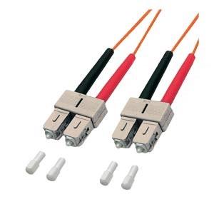 Fiber Optic Cable Sc/sc 62.5/125 1m